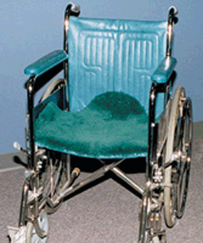 Wheelchair Pad - Contour