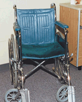 Wheelchair Pad - Standard