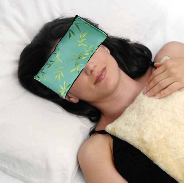 Sleep Therapy - Eye Pillows and Eye Masks
