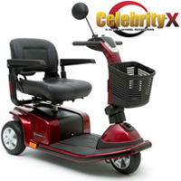 Pride CelebrityX Scooter