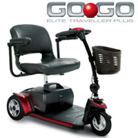 Price Go Go Elite Traveller Plus Scooter