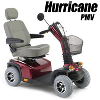 Pride Hurricane Scooter